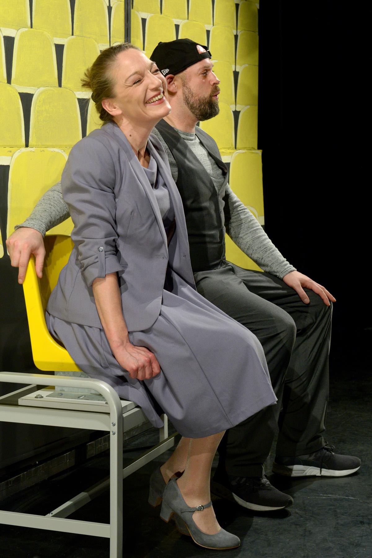 ZWEI WIE WIR - Katja Klemt und Peer Roggendorf
