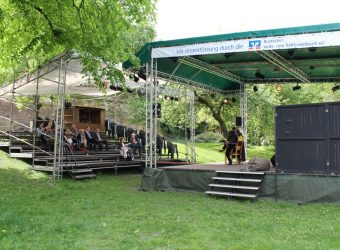 Foto Bühne Klostergarten 2017